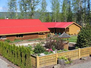 (c) Blue Grouse Country Inn