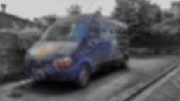 Galaxy Van