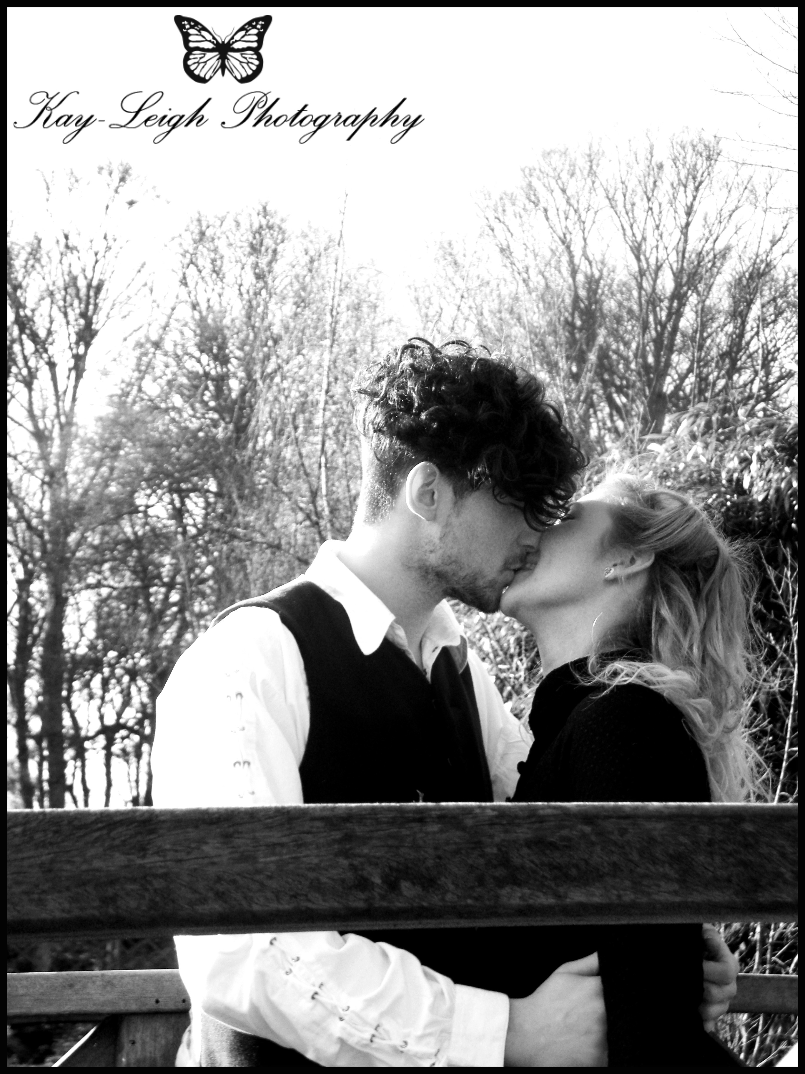 Wuthering Heights Themed Shoot