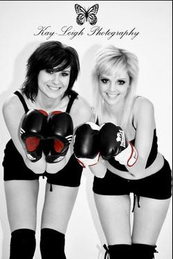 Ring Girls - Boxing