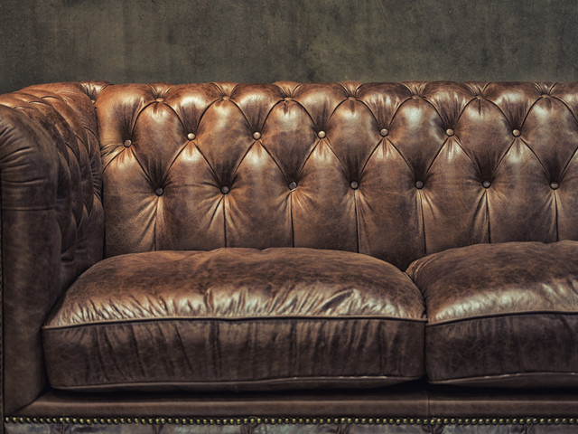 Leather Repairs and Restoration