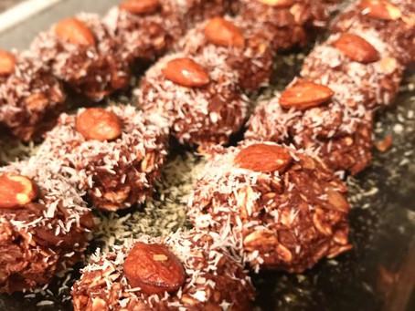 Recipe of the Week: Almond Joy Protein Bites