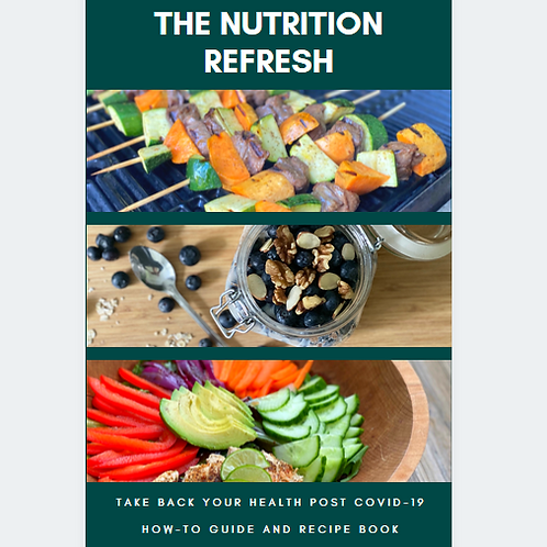 The Nutrition Refresh