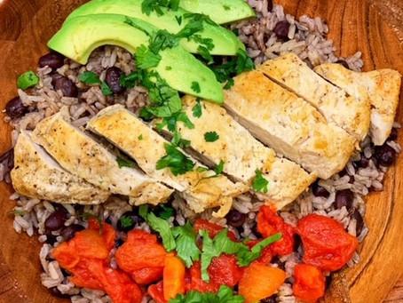 Cilantro Lime Burrito Bowl