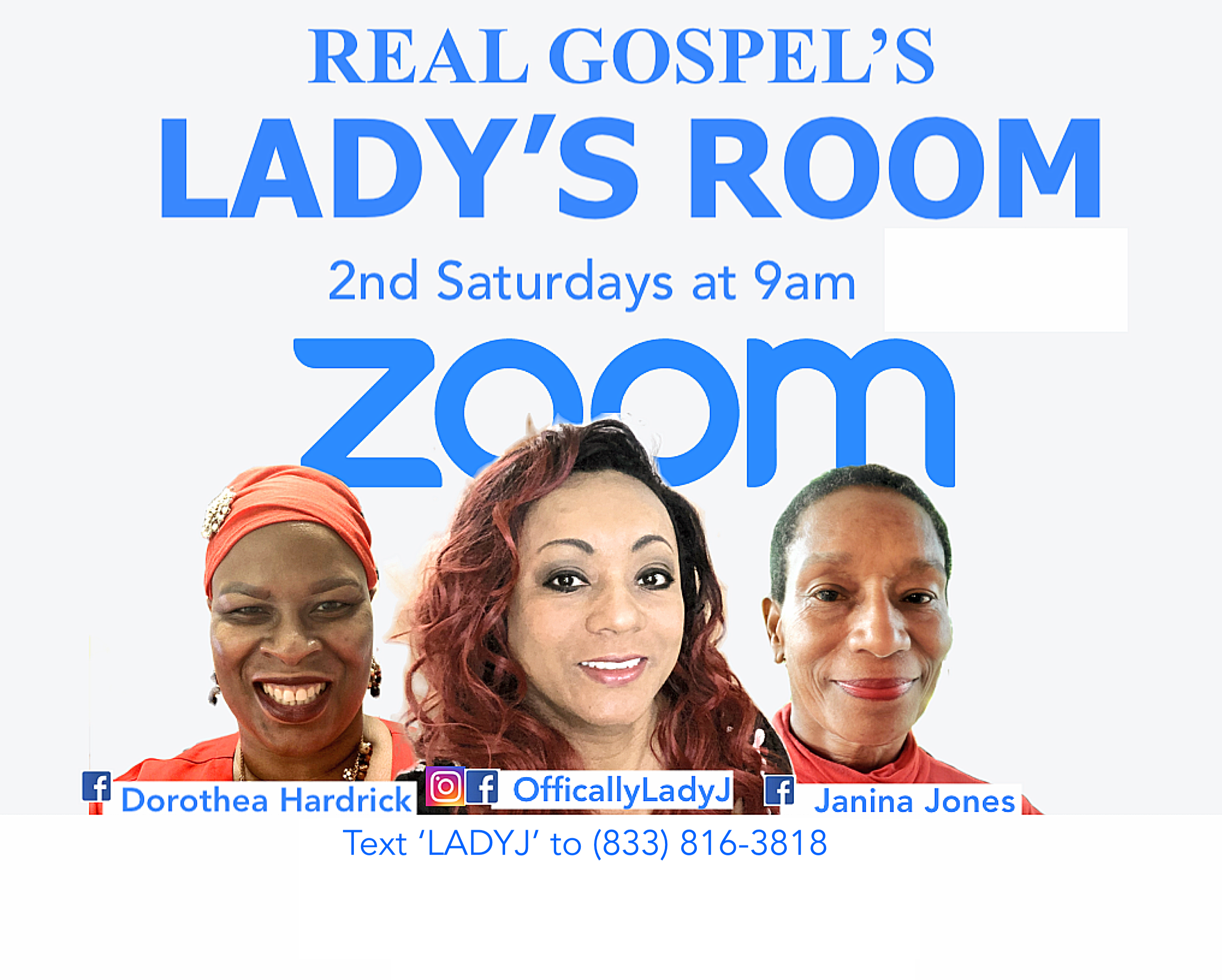 Ladies Zoom Room