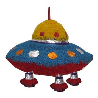 Spaceship Piñata