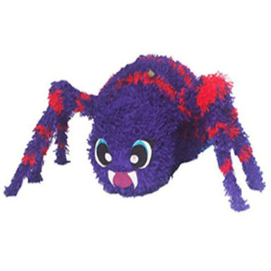 Purple Spider Piñata