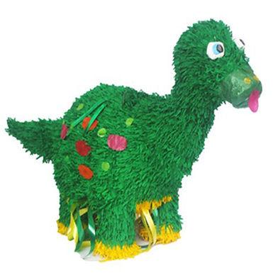Green Dinosaur Piñata
