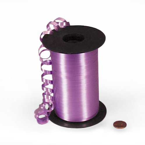 Lilac Smooth Curling Ribbon