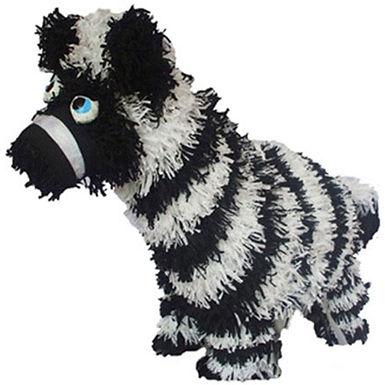 Classic Zebra Piñata
