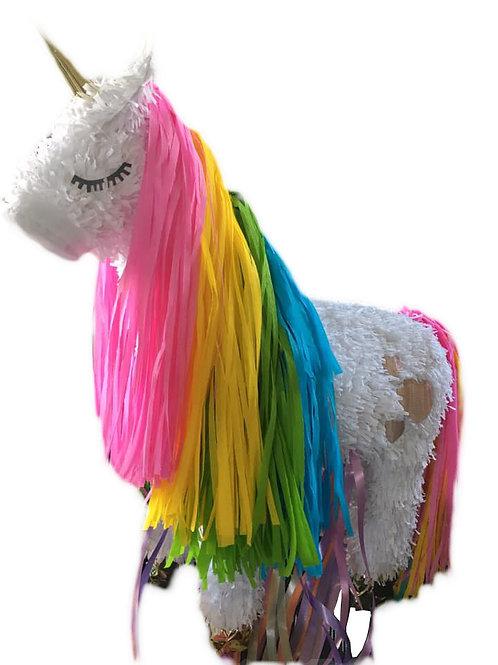 Rainbow Unicorn Piñata