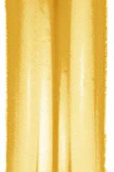 """40"""" Gold I Foil Letter Balloon"""