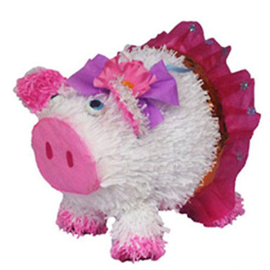 Sweet Pig Piñata