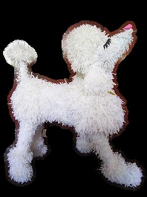 Poodle Piñata
