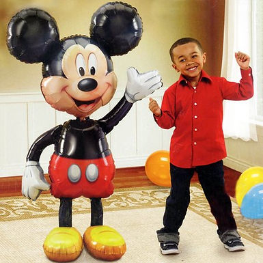 Air Walker Mickey Mouse