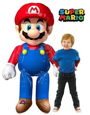 Air Walker Super Mario