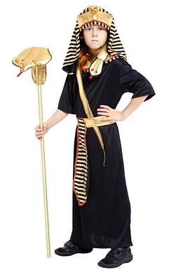 Egyptian Kids Halloween Costume