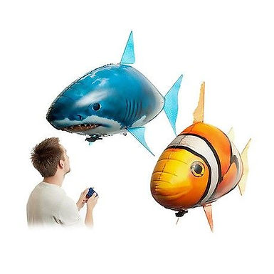 Air Swimmer Flying Fish