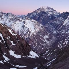 L'Aconcagua - Janvier 2018
