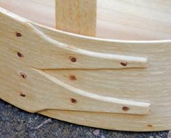 Shaker Basket Detail