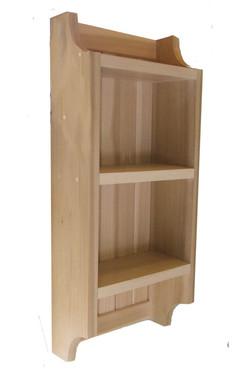 tulipwood shelves