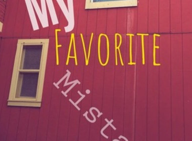 31 My Favorite Mistakes COVER (Song 31)