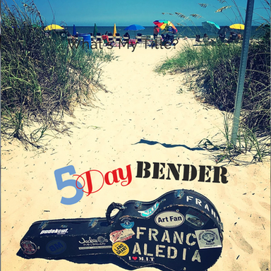 27 5 Day Bender COVER (Song 27)