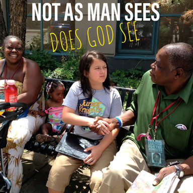 82 Not As Man Sees Does GOD See COVER (S