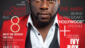 Lucky # 7. So FN Dope Magazine releases 7th issue featuring Queen Sugar star Omar J. Dorsey.
