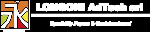 Logo Longoni vettoriale S&C uni bianco p