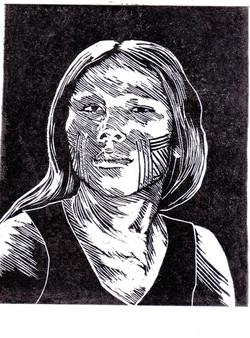 mujer amazónica