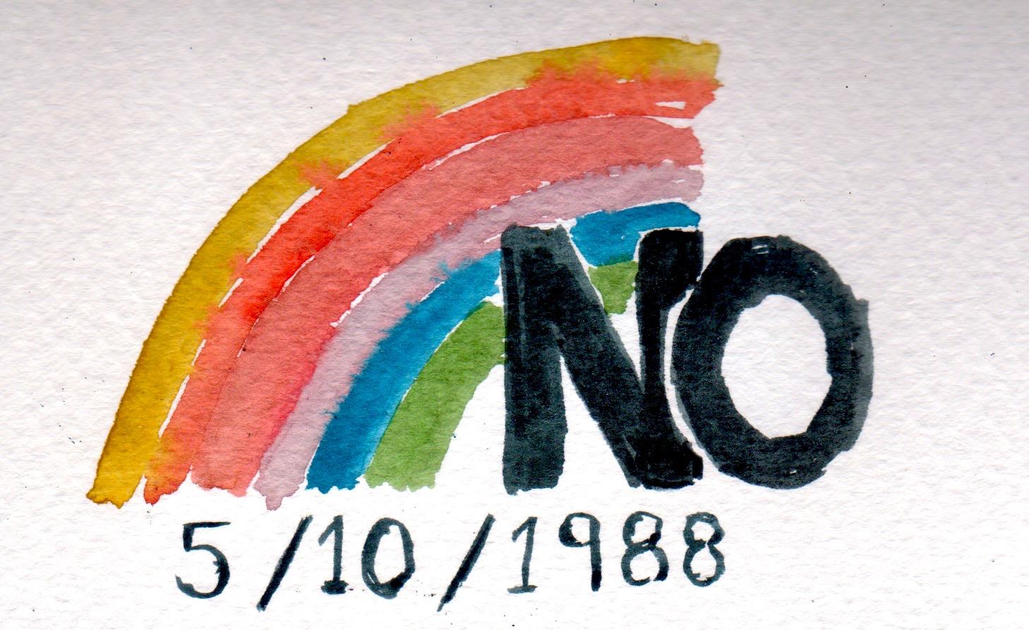 conmemoración plebicito del NO