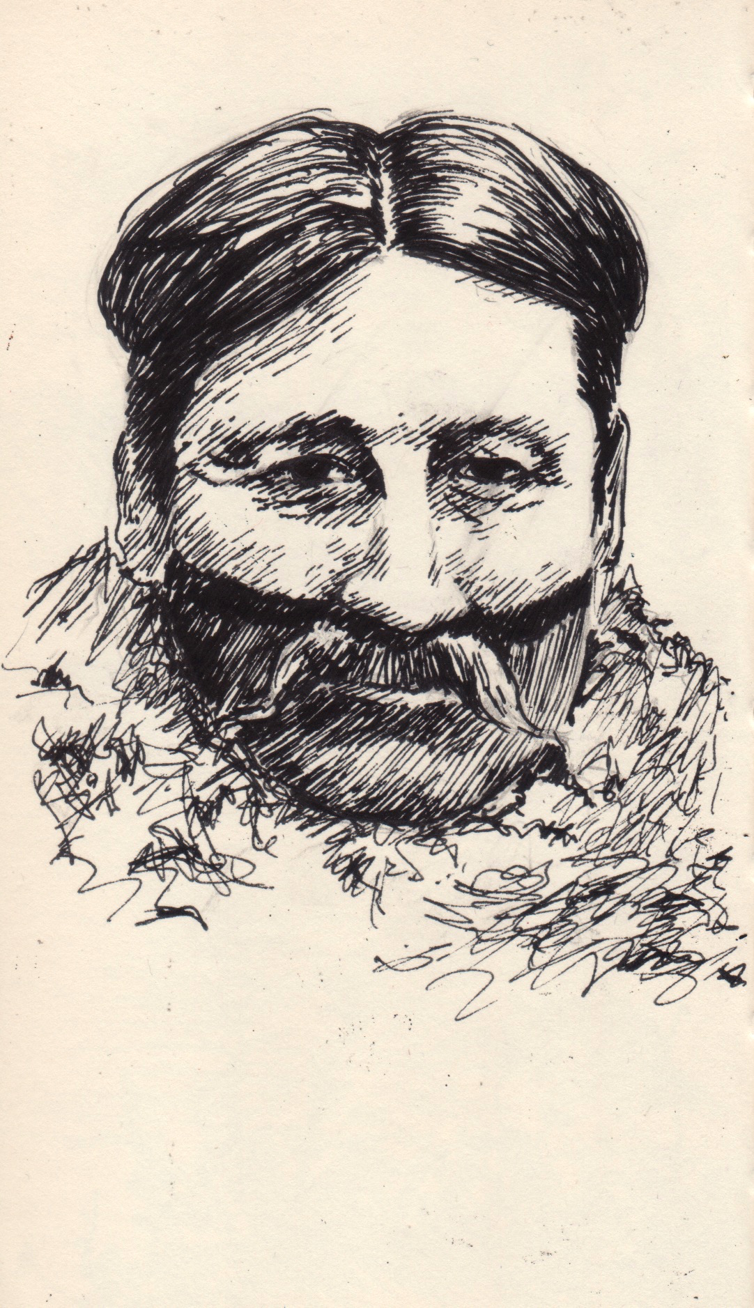 Tenesek 1923, principal Hain