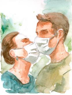 Amor en tiempos de Corona virus