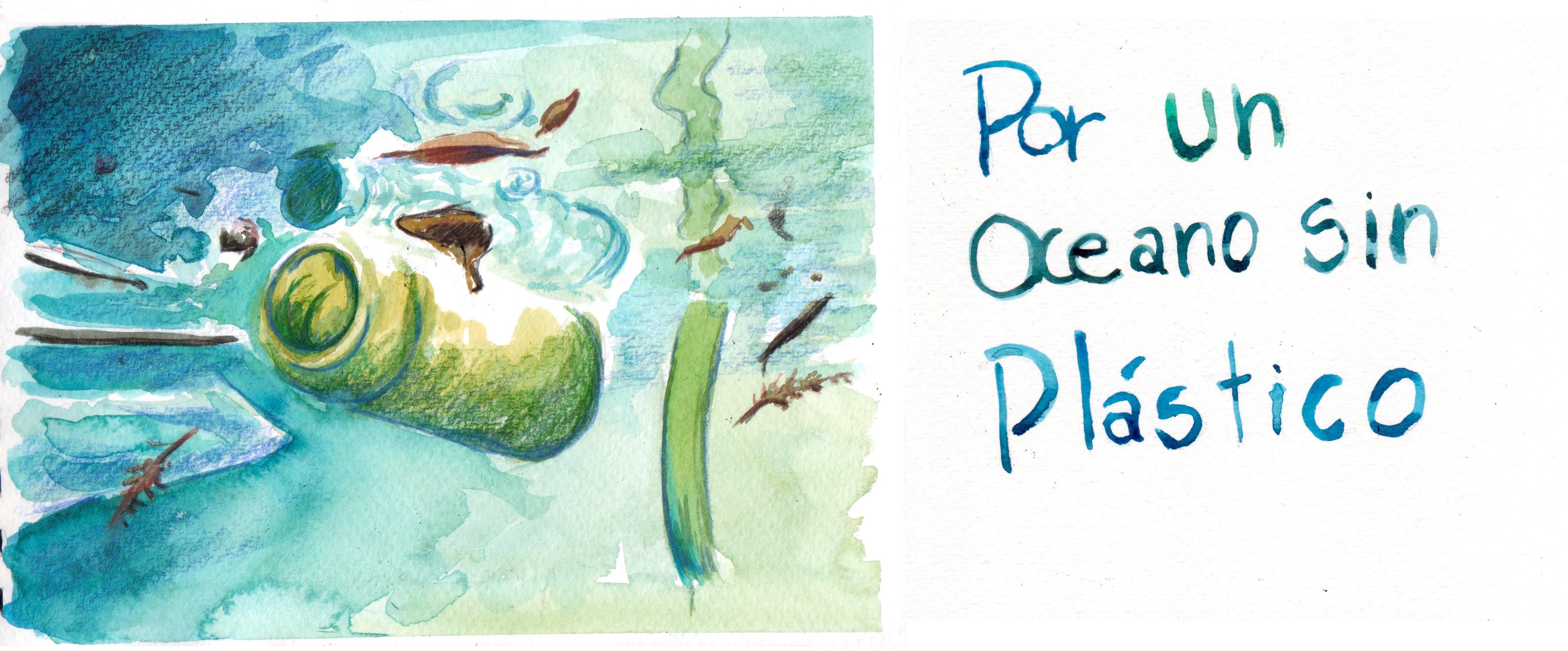 Oceanos sin plástico