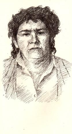 Mujer de Lota