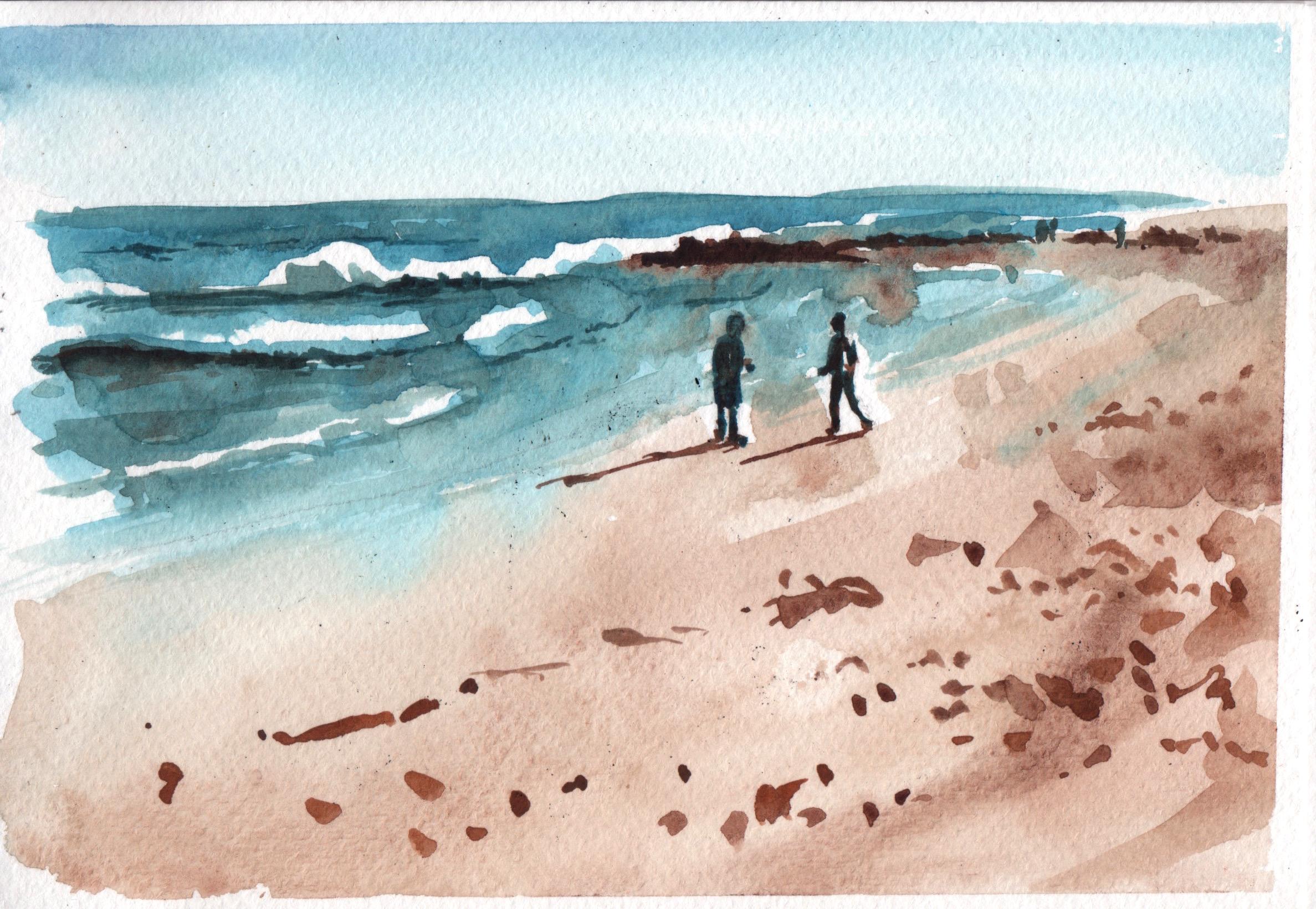 Playa el Tabo