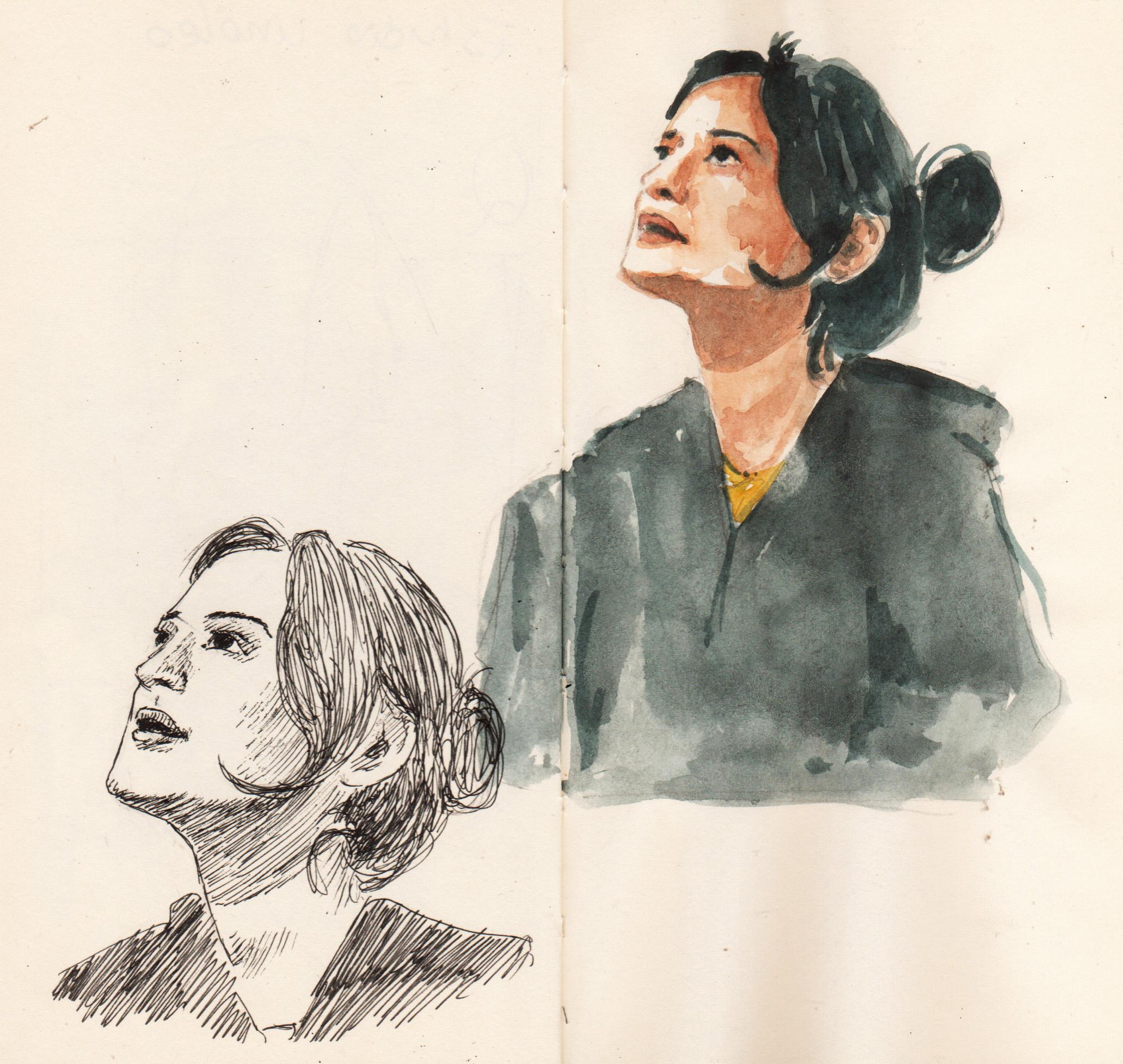 estudio retrato