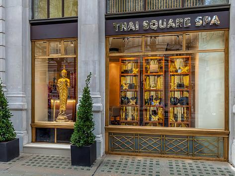Thai Square Spa Review