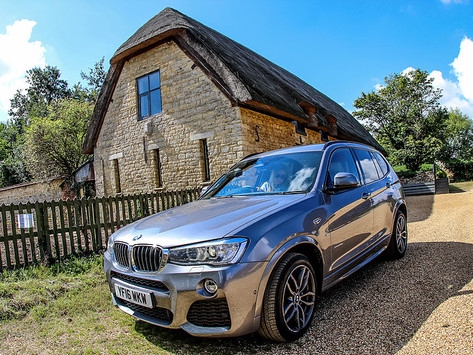 BMW X3 SUV, The Review