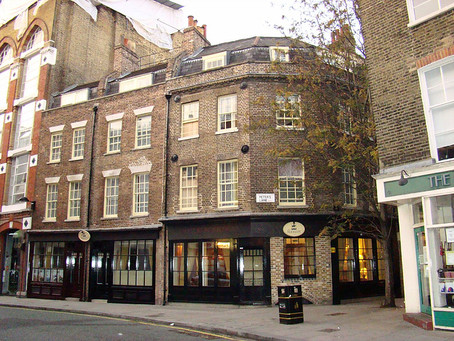 The Rookery, Clerkenwell