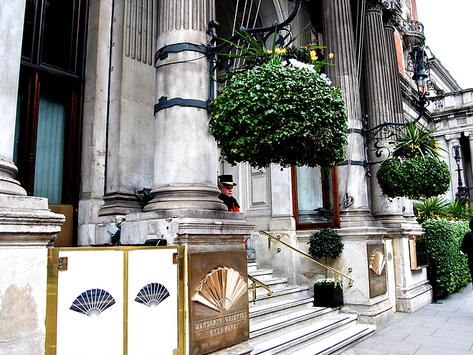 The Rosebery Lounge, The Mandarin Oriental London