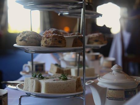 Whittlebury Hall Afternoon Tea
