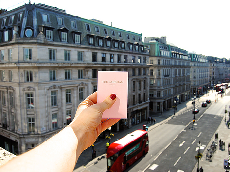 The Best Hotel to Stay in London, The Langham Hotel