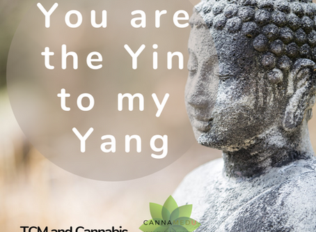 You are the Yin to my Yang