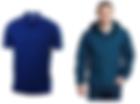 Playeras tipo Polo (Puma, Adidas, Nike), Chamarras, Pantalones, Camisolas, camiseta Chalecos Personalizados Algodón Tipo Dryfit Diferentes telas, Cualquier medida