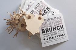 invitation brunch sandra 50 år