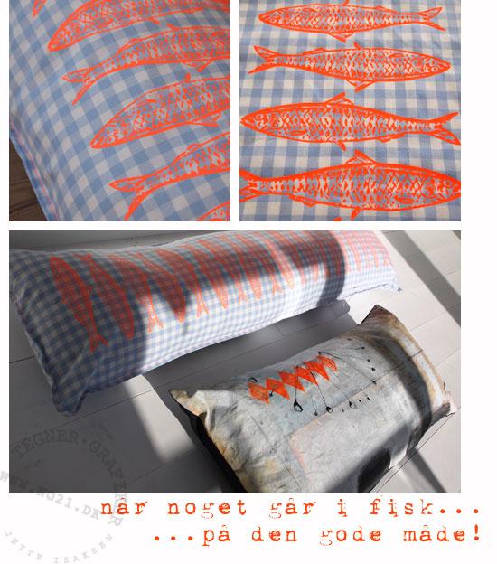 serigrafi / tekstildesign