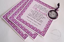 invitation / indbydelse barnedåb