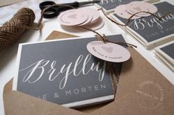 invitation/indbydelse bryllup